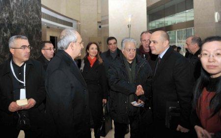 CHP lideri Kılıçdaroğlu Çin'de