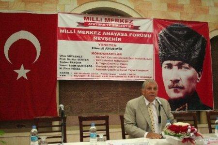 CHP Milletvekili Serter: Taksim'deki olaylar bir uyanma dirilme göstergesi
