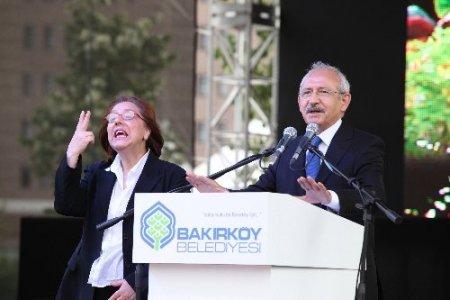 CHP'li belediyeler, yarın Gezi Parkı'na çiçek dikecek