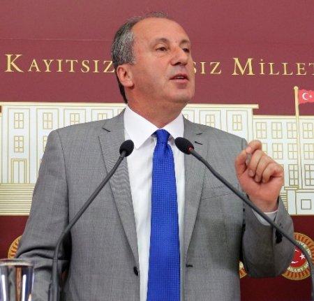 CHP'li İnce: Cam çerçeve kırmayın