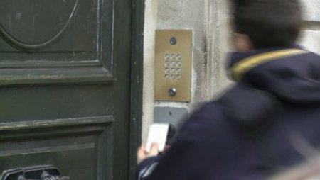 Cinayetlerin işlendiği binadaki şifre sistemi