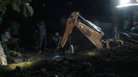 Cizre'deki kazı çalışmasında 3 cesede ait kemikler çıktı