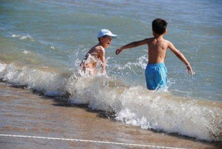 Çocuk ve yetişkinlerde pişik ve isiliklerin panzehiri deniz suyu