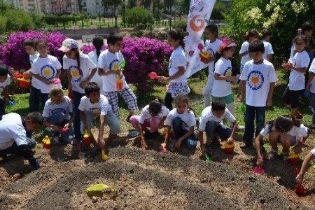 Çocuklar, Çevre Günü'nü EXPO ile kutladı