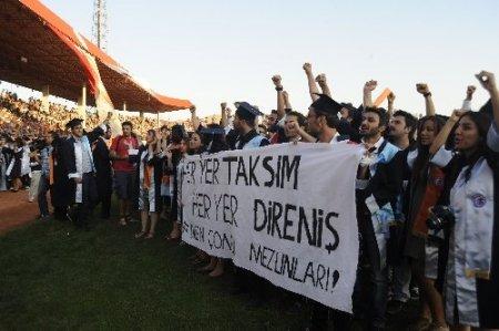 ÇOMÜ'de 7 bin öğrenci mezun oldu
