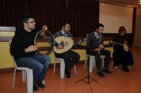 Çorum'da Türk Din Musikisi Eğitim Programı başlatıldı