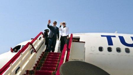 Cumhurbaşkanı Gül, Türkmenistan'dan ayrıldı