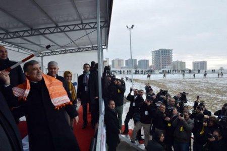Cumhurbaşkanı Gül, Uşak gezisinin fotoğraflarını Twitter'da paylaştı
