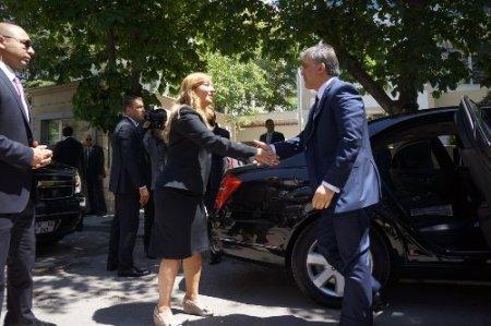 Cumhurbaşkanı Gül'den Demirel'e taziye ziyareti