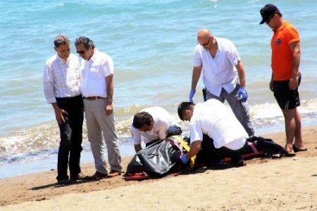 Denizde kaybolan doktorun cesedi bulundu