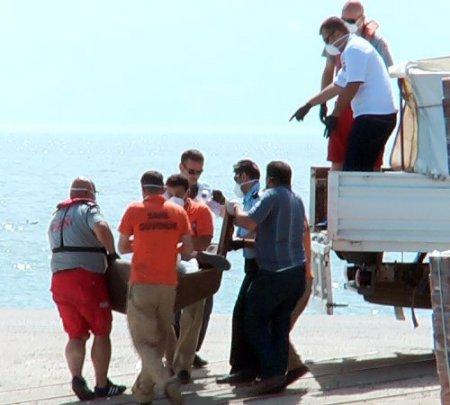 Denizdeki kayıp şahsın cesedine 13 gün sonra ulaşıldı