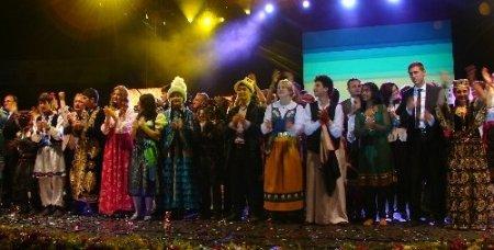 Denizli'de Türkçe sevgisi stada sığmadı
