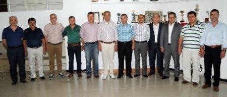 Denizlispor'da görev dağılımı yapıldı