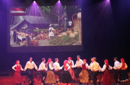 Dil ve Kültür Festivali, farklı ülkeleri buluşturdu