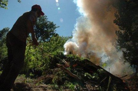 Diyarbakır'da hava destekli uyuşturucu operasyonları devam ediyor