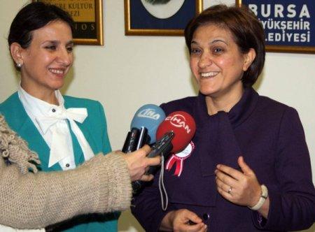 Doç. Dr. Asan: Türkiye'nin büyümesi için kadınların desteğine ihtiyacımız var