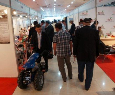 Doğu Anadolu Tarım Fuarı Erzurum'da açıldı