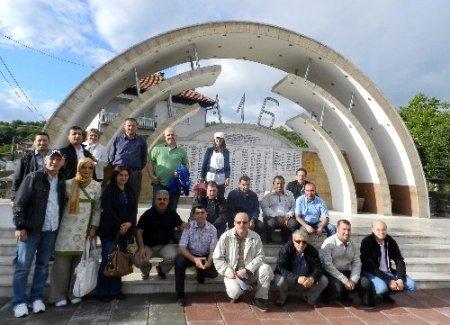 Doktorlar Bosna'yı gezdi