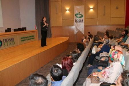 DOSABSİAD'dan öğretmenlere AB projesi yazma eğitimi