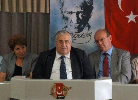 DSP'li Türker, olaylardan Başbakan Erdoğan ve polisi sorumlu tuttu