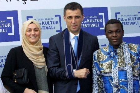Dünya çocukları, Türk medya, iş ve sanat dünyasını buluşturdu