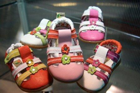 Ekolojik ayakkabılar İzmir Ayakkabı/Yaz Fuarı'nda görücüye çıktı