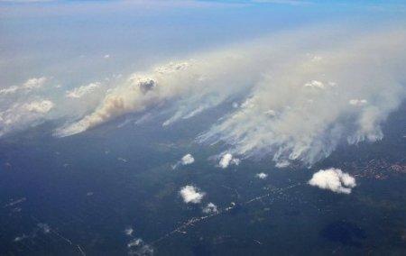 Endonezya'da orman yangını hayatı olumsuz etkiliyor