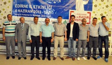 Er Meydanı 'Türkçe Şöleni'ne hazır