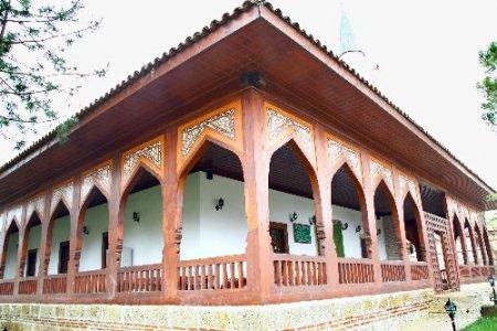 Erbaa Park Vadi'de bin yıllık tarihi caminin benzeri yapılacak