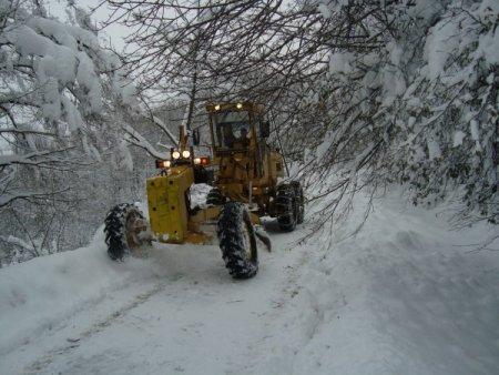 Ereğli'de 486 kilometrelik köy yolu açıldı