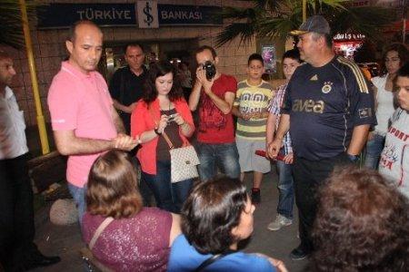Ereğli'de Gezi Parkı eylemcilerine polis engeli