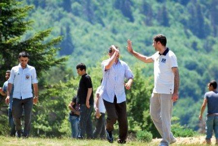 ERİD üyeleri Abant gezisi ile stres attı