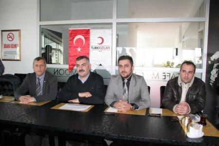 Erzincan Kızılay Kan Merkezi, Türkiye'de ilk üçe girdi