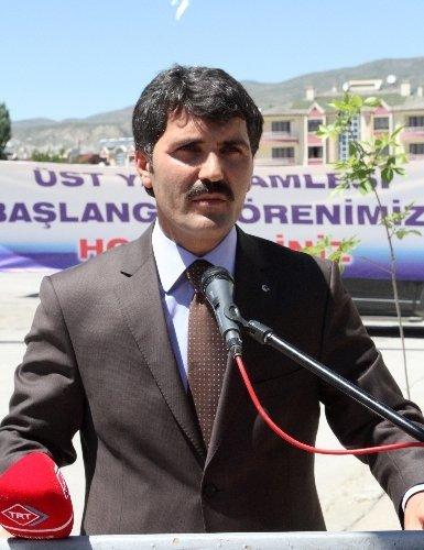 Erzincan'da üst yapı çalışmaları hız kazandı