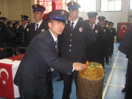 Erzurum pmyo 9. dönem mezunlarını törenle uğurladı
