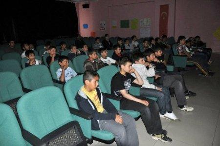 Erzurum'da yaz sinema okulu başladı