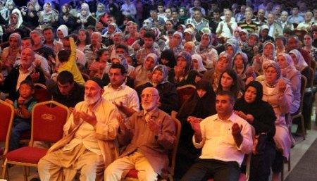 Esenyurt'ta dualı Miraç kutlaması