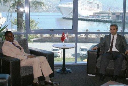ESİDEF Genel Sekreteri Akoğlu: Gine ile ticaretimiz 50 milyon doları aştı