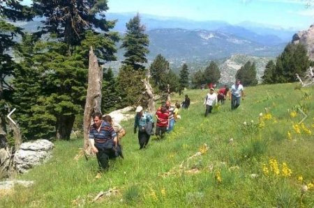 Fekeliler Hopka Dağı'nın yamaç paraşütüne açılmasını istiyor