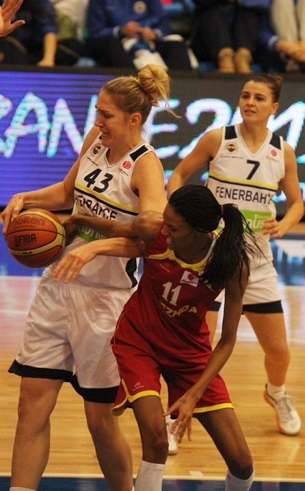 Fenerbahçe, Nadezhda'yı 93 - 67 mağlup etti