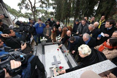 Fenerbahçeli Lefter Küçükandonyadis, ölümünün 1. yılında anıldı