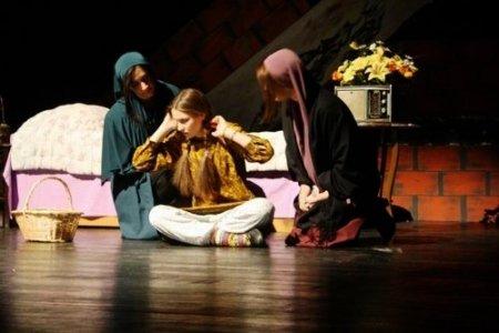 Feriha Uyar KTML, Antalya Ulusal Tiyatro Şenliği'nde ödülleri topladı