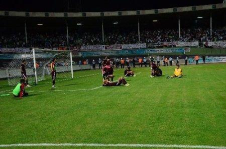 Fethiyespor: 2 - Hatayspor: 1