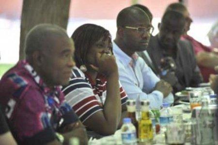 Fildişi, Kenya ve Rusya'lı işadamları ve işkadınları İnegölde