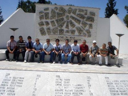 Finike Eğitim Gönüllüleri Kıbrıs'a gezi düzenledi