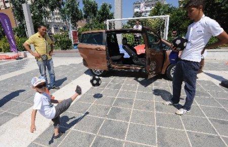 Ford Show etkinlikleri Çanakkale'de