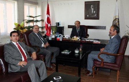 Futbol Gelişim Direktörlüğü'nün işbirliği ziyaretleri sürüyor