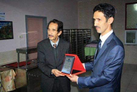 Gazeteciler, Sultan Alparslan Koleji'nin yemeğinde buluştu