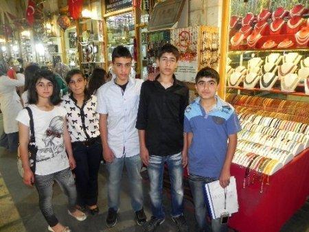 Gaziantep ile Mardin arasında okullar arası kardeşlik köprüsü kuruldu