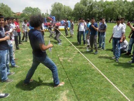 Genç Kampüs Akademisi bahar şenliği düzenledi